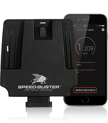 Speed-Buster Chiptuning Box Plus