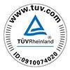 Speed-Buster: TÜV Rheinland geprüft und zertifiziert